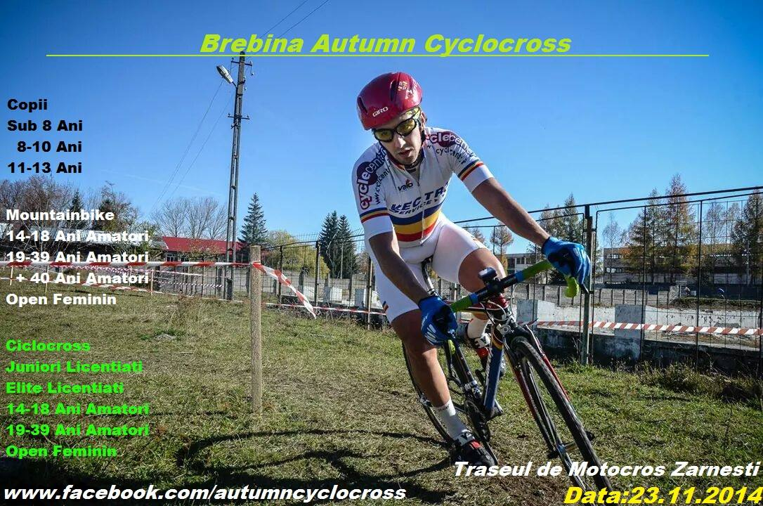 Drum spre: Brebina Autumn Cyclocross 2014