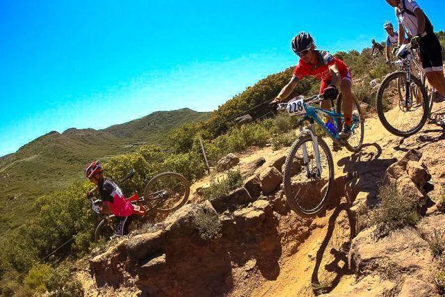 In mai 2014, Marc a participat la Rioja Bike Race, iata o mostra de actiune din timpul cursei si de teren tipic Spaniei!