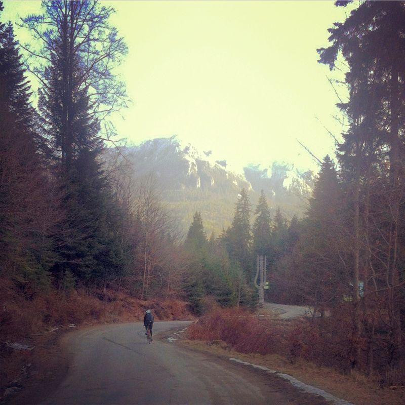 antrenament ciclism iarna cehlau