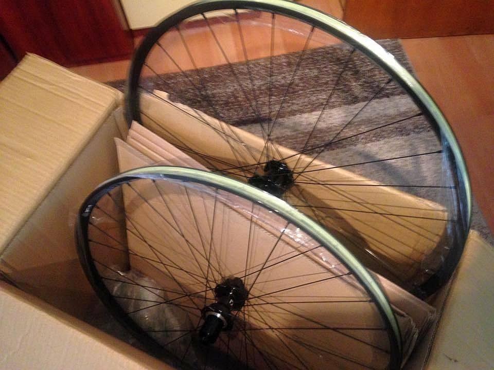 roti custom MTB Cycle Master
