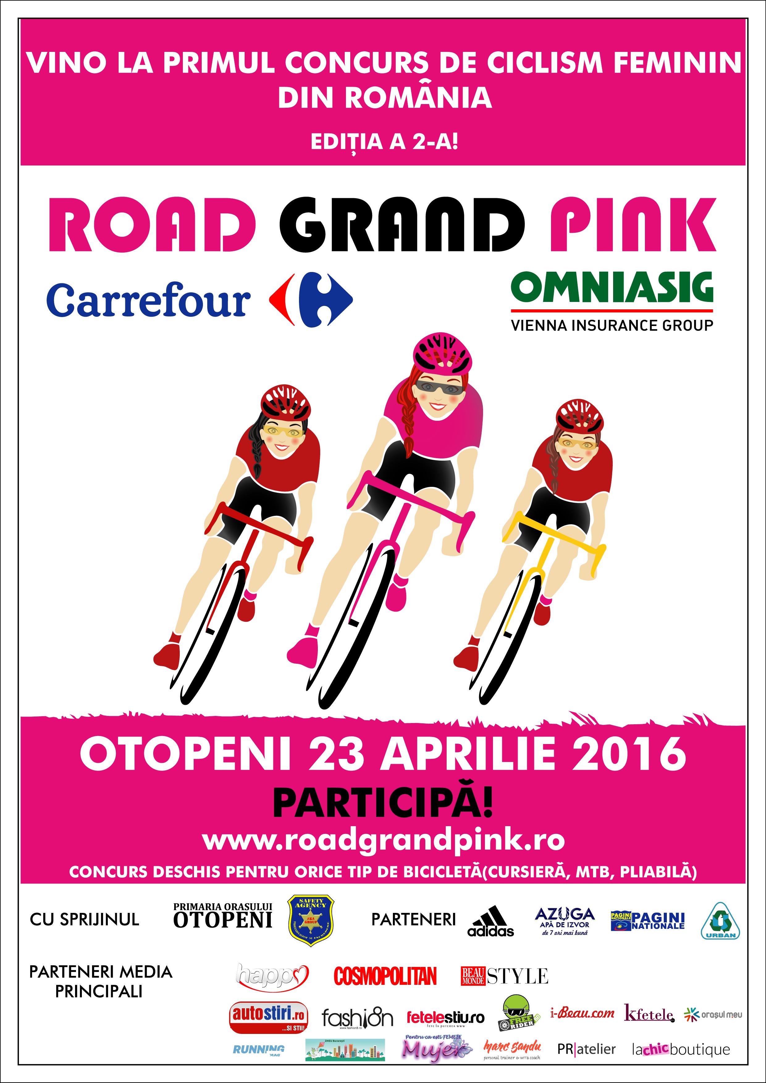 Road Grand Pink 2016