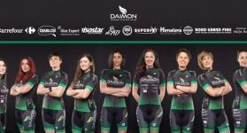 Prima echipă feminină de ciclism din România,  Daimon Women Cycling Team, ambasadoare Specialized Women