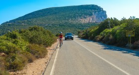 Cantonament de ciclism în Sardinia: februarie 2017