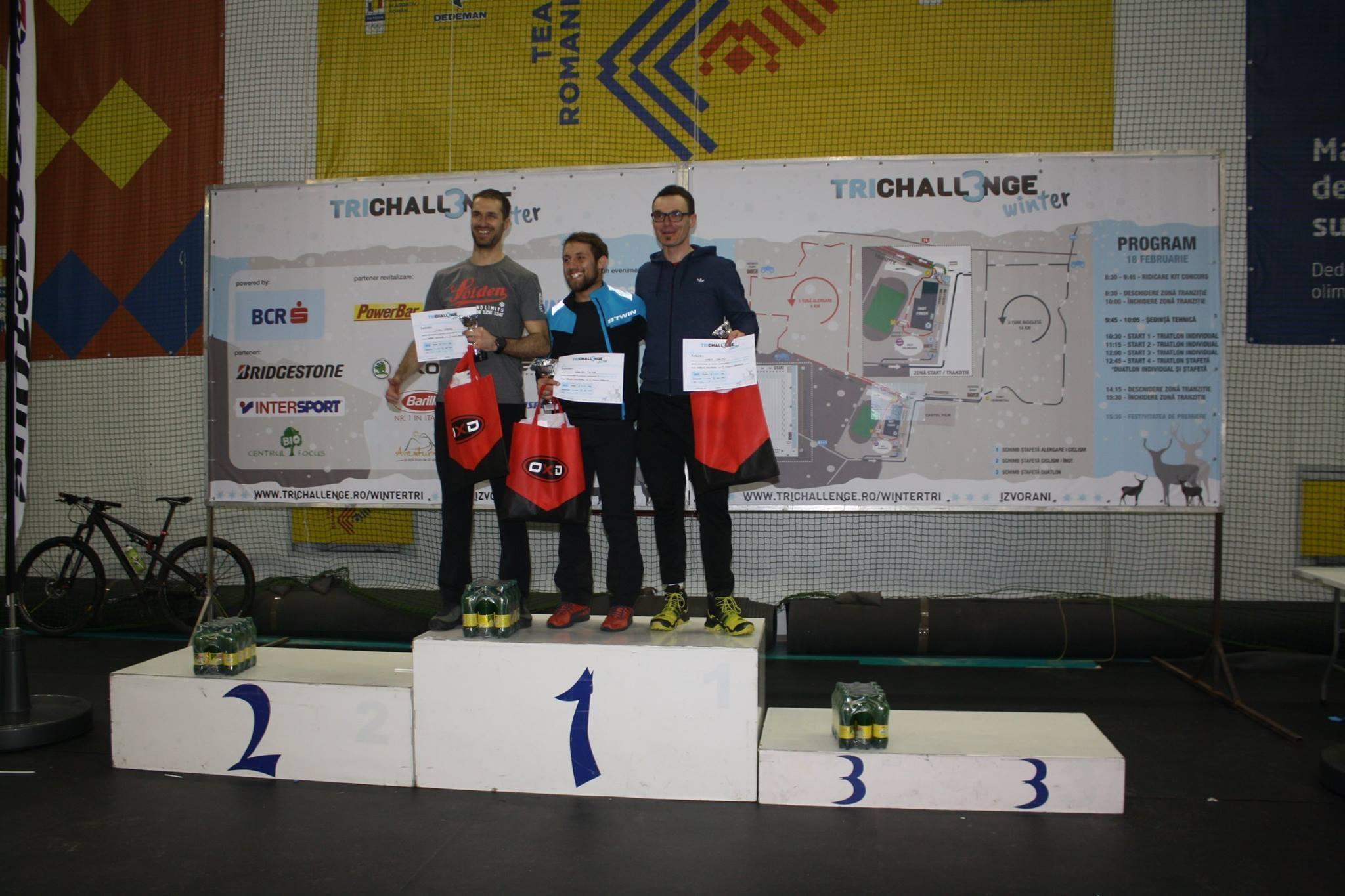 WinterTri Challenge 2017