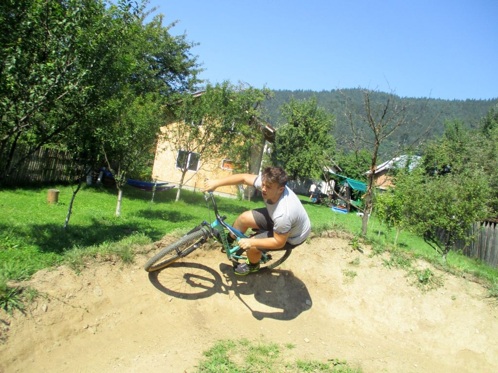 antrenament pumptrack