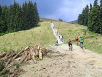 MTB Skills and Boot Camp Level 2, in octombrie, la Câmpulung Muscel, aventura de sfârşit de sezon