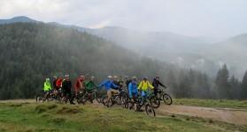 MTB Skills and Boot Camp Level 2, in octombrie, la Câmpulung Muscel, aventura de sfârşit de sezon