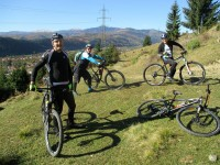 """MTB Skills and Boot Camp Level 2, """"race"""" report: """"My pleasure is other people's leisure!"""""""