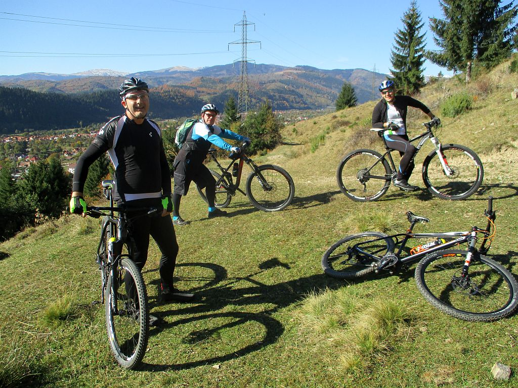 "MTB Skills and Boot Camp Level 2, ""race"" report: ""My pleasure is other people's leisure!"""