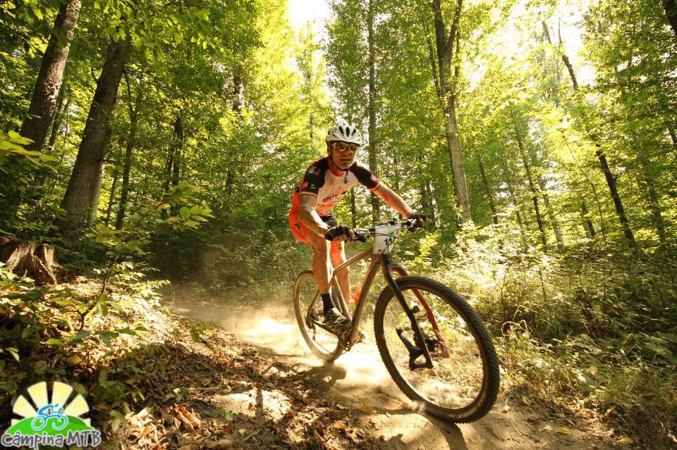 Pe single trail la Campina Open MTB: unul dintre cele mai frumoase trasee de mountainbike!