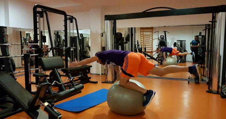 Fitness Coaching Antrenamente Functionale