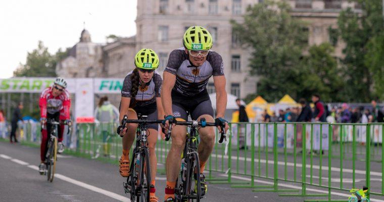 #noi2team: sport si nutritie cu Marc Sandu si Roxana Sandu-Radu