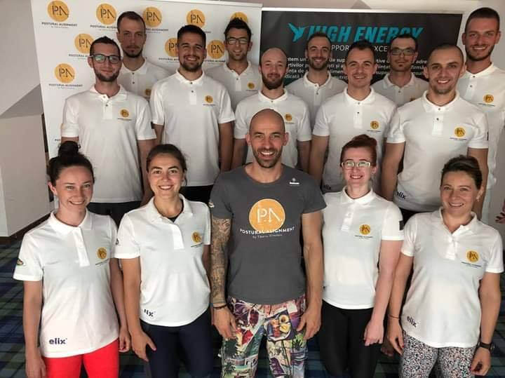 Postural Alignment Share and Receive Trainers Camp 2019