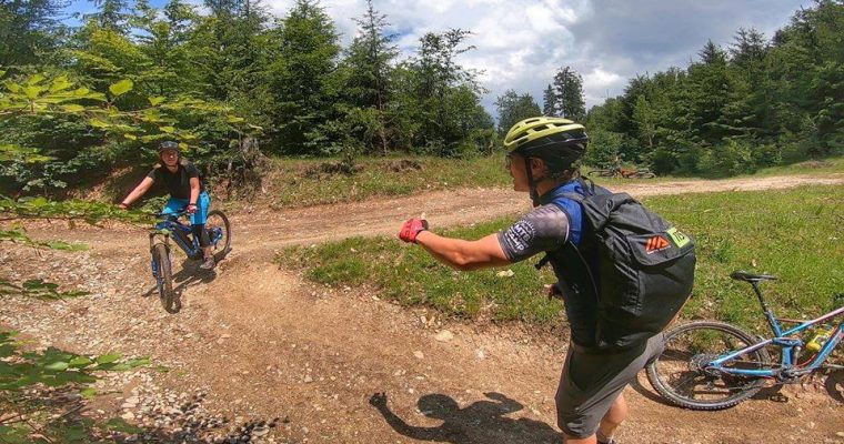 "MTB Skills and Boot ""Base"" Camp, 7-9 august – prima experiență pe munte!"