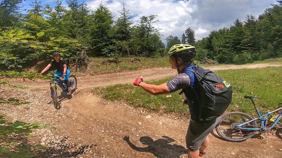 "MTB Skills and Boot ""Base"" Camp, 7-9 august – prima experiență pe munte!"
