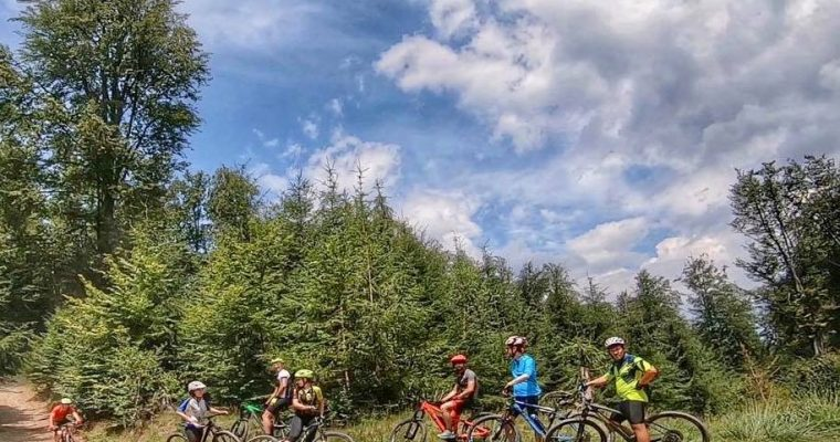 MTB Skills and Boot CAMP LEVEL 1 IULIE 2020