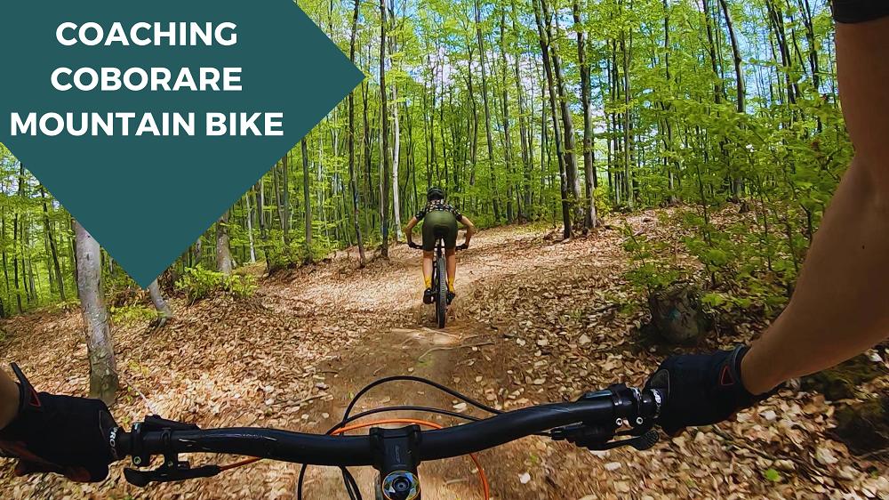 Coaching Coborare Mountain Bike