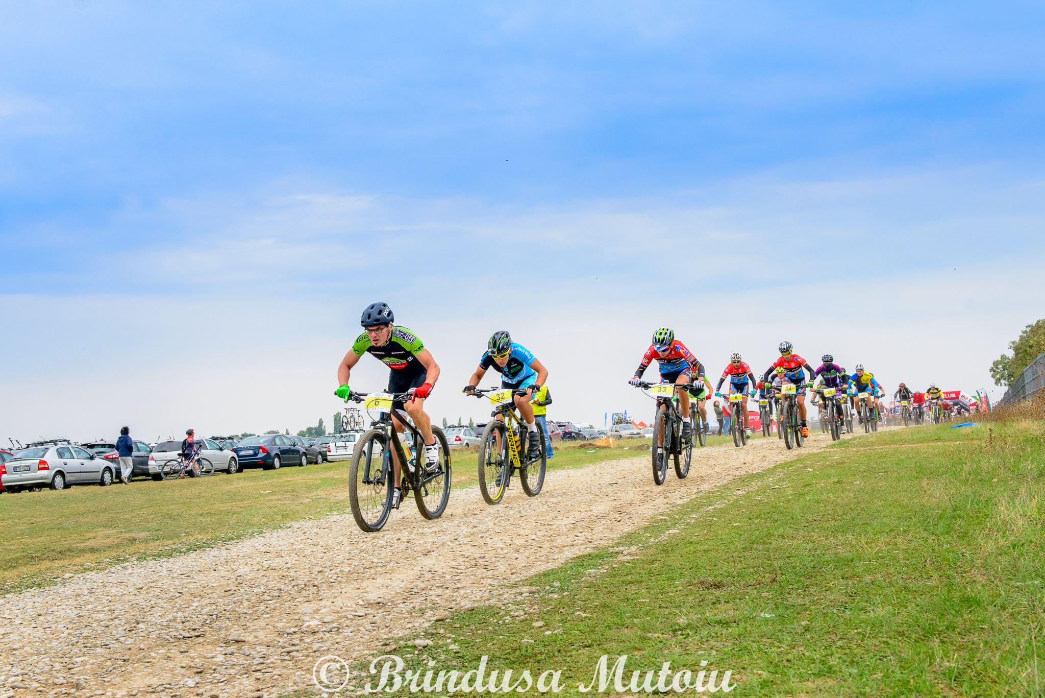 Ciclism: sa nu renunti niciodata si sa continui sa faci pasi inainte, oricat de mici ar fi ei