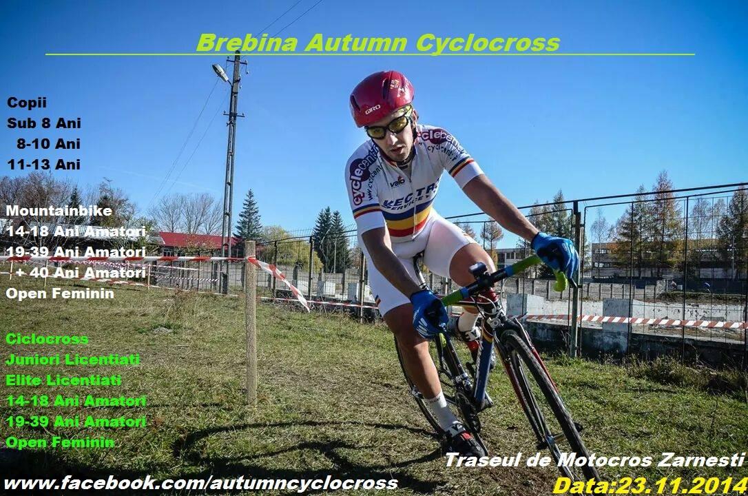 Drum spre: Brebina Autumn Cyclocross 2014
