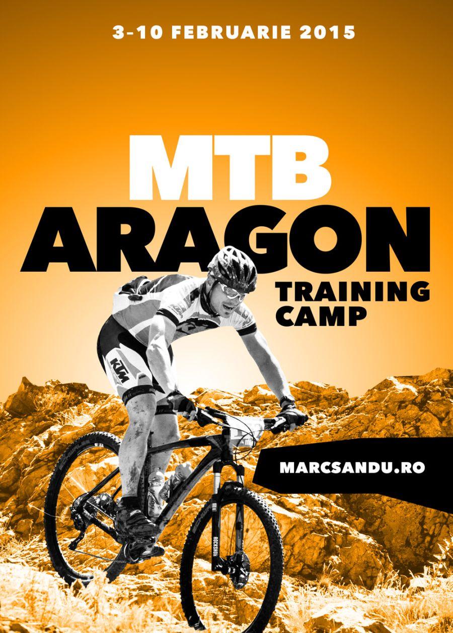 Aragon Training Camp: vino la tabara de antrenament MTB din Spania!