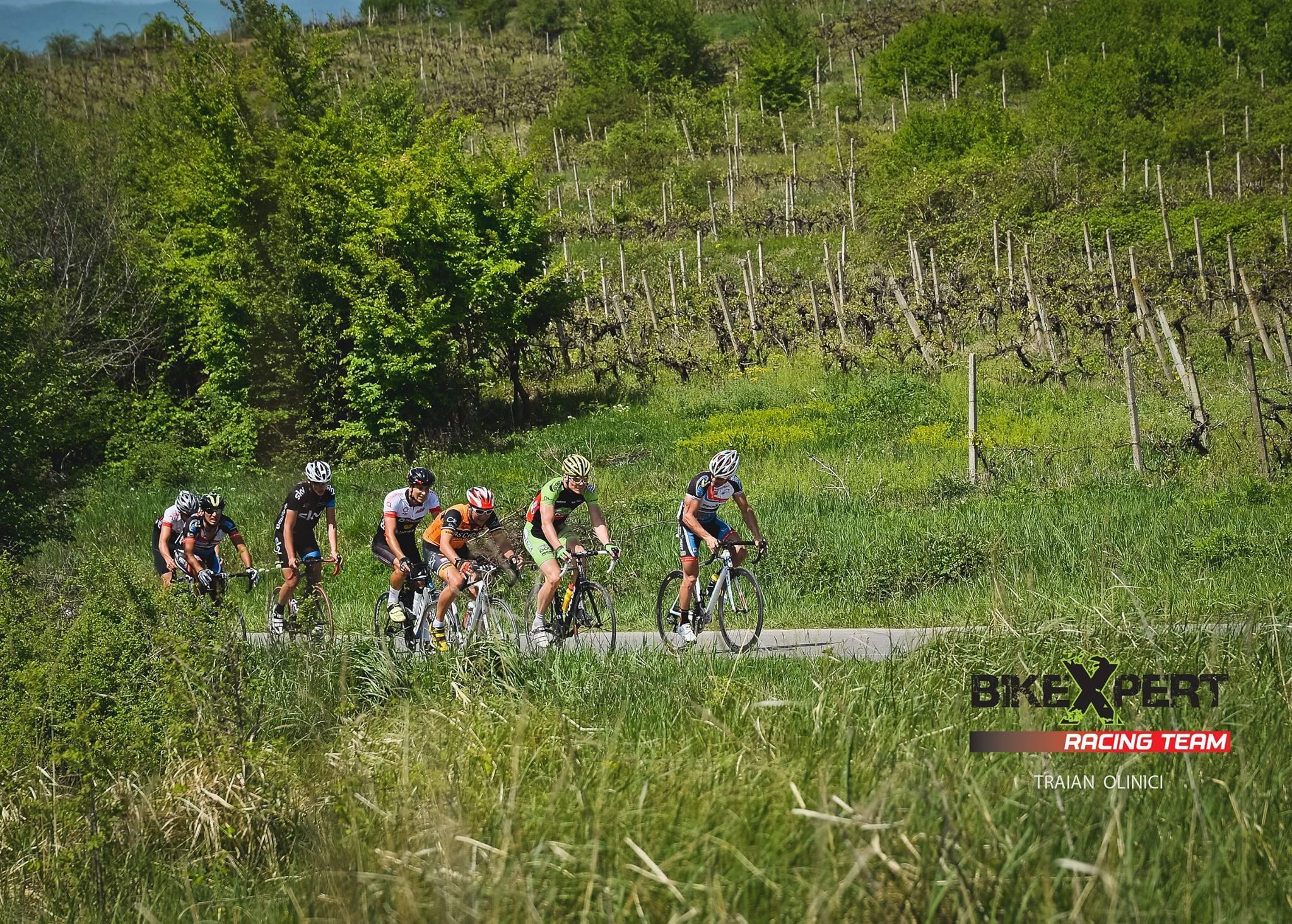 Road Grand Tour, Drumul Vinului, Race Report
