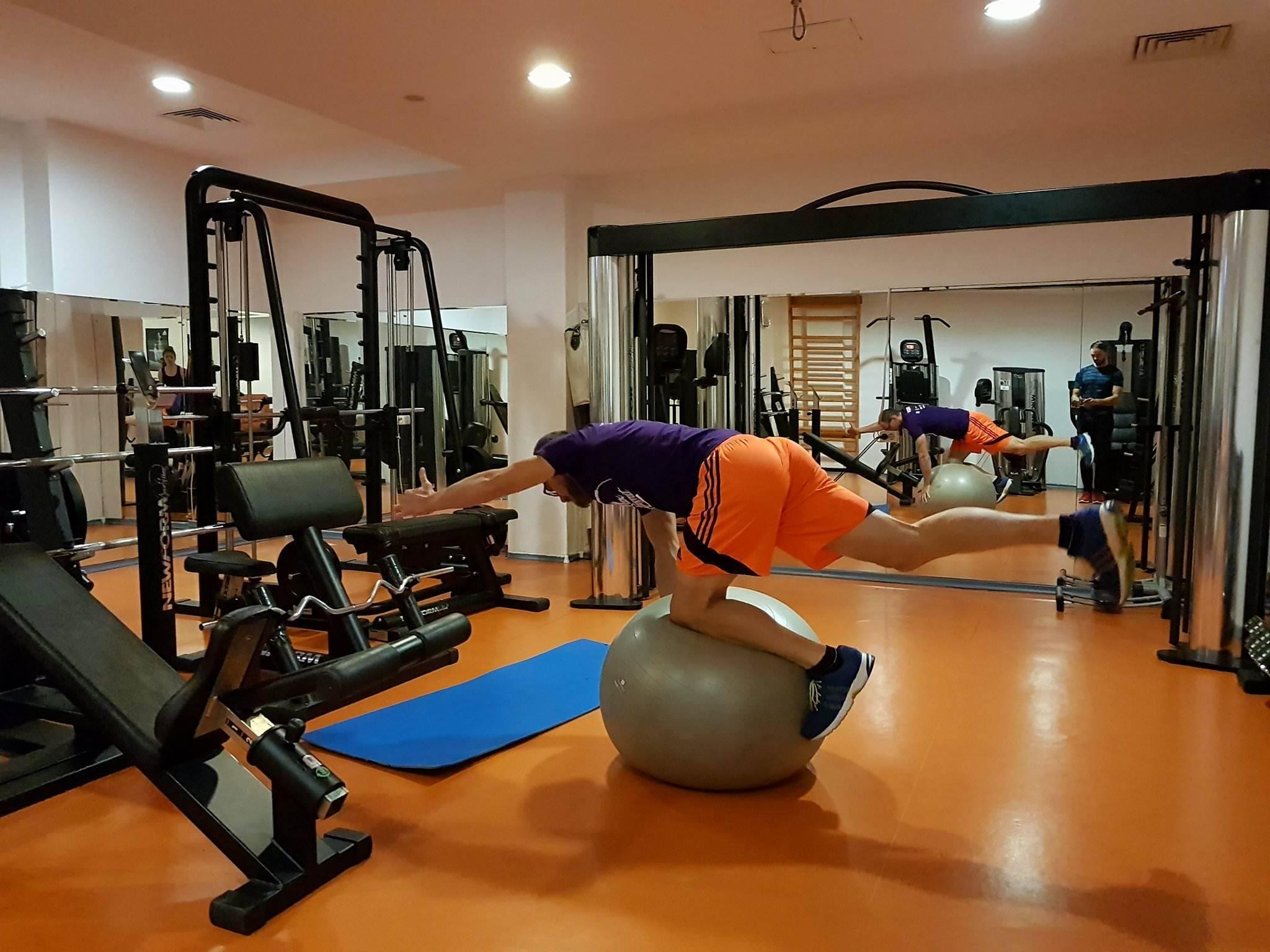 Fitness Coaching Antrenamente Functionale