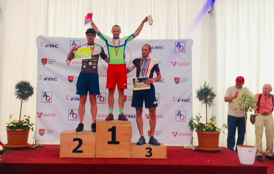 Cupa Max Ausnit, Race Report: Thank you, Mr. Steven!